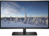 HP 27b Curved Display - Center
