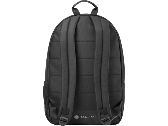 HP 15.6 Classic Backpack and Mouse - Rear
