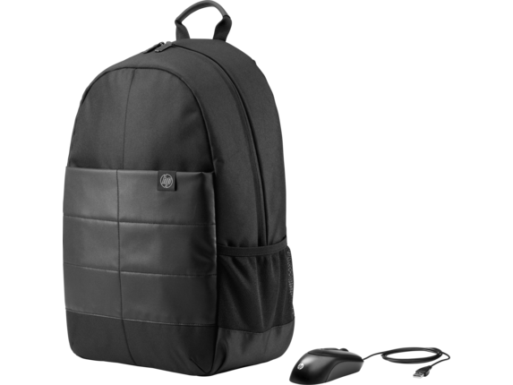 Hp 15 6 Classic Backpack And Mouse