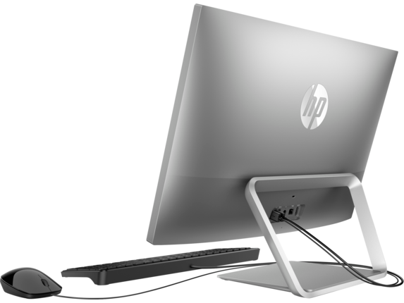 HP Pavilion All-in-One - 24-b240qe - Left rear