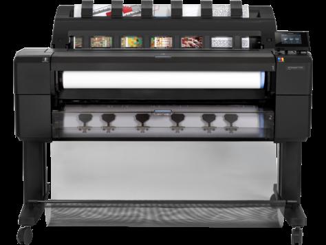 Série de Impressora HP Designjet T1530