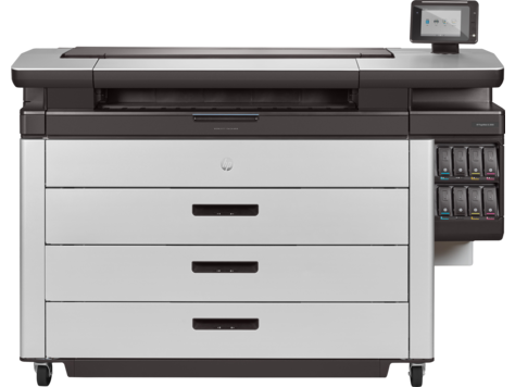 HP PageWide XL 8000 -tulostin