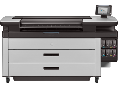 HP PageWide XL 5000-printer