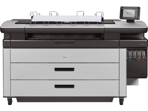 HP PageWide XL 4500 printerserie