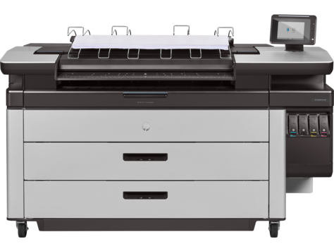 Impresora HP PageWide XL serie 4000