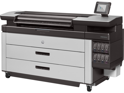 HP PageWide XL 5000 Blueprinter series