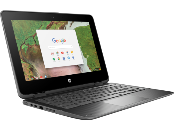HP Chromebook x360 11 G1 EE - Right