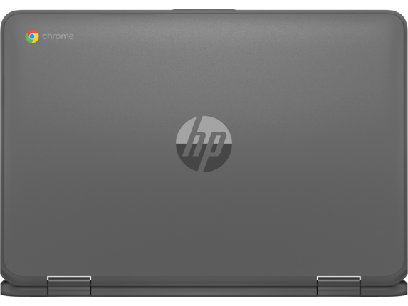 HP Chromebook x360 11 G1 EE - Rear