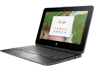 HP Chromebook x360 11 G1 EE - Customizable