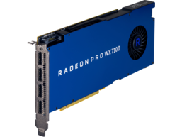 AMD Radeon Pro WX 7100 8GB Graphics Card