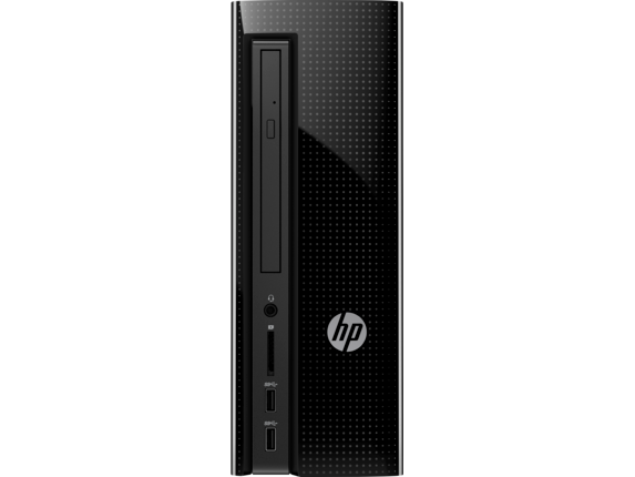 HP Slimline Desktop - 270 + 23er Monitor Bundle - Left