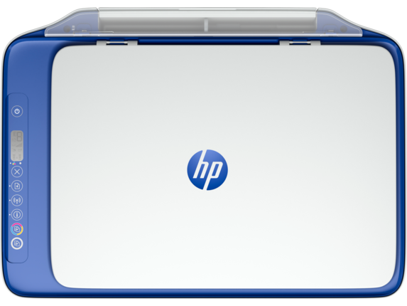 HP DeskJet 2655 All-in-One Printer - Top view closed