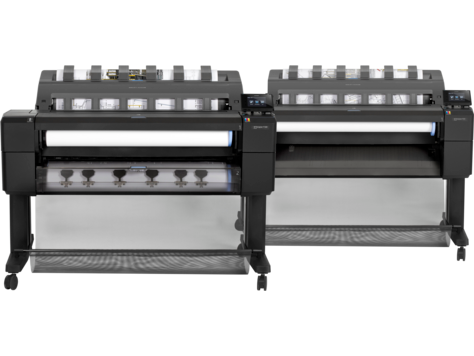 HP DesignJet T920 Printer series