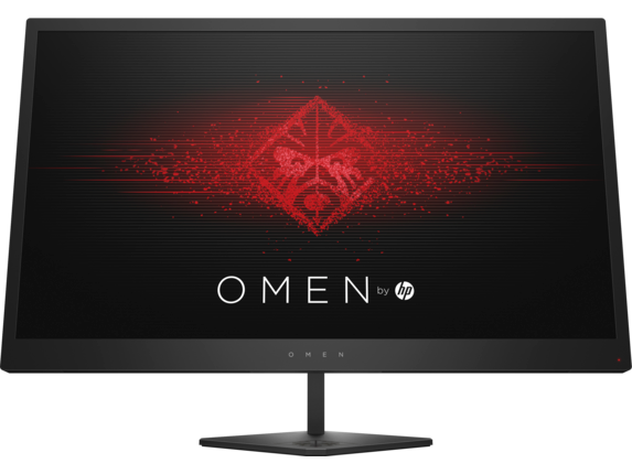 "OMEN by HP - 880se Desktop PC, 25"" Display, Keyboard + Mouse Bundle - Rear"