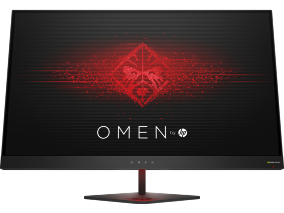 "OMEN 17"" Laptop, Monitor + VR Headset - Rear"