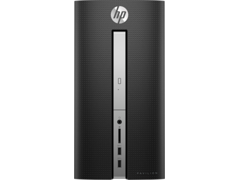 HP Pavilion 570-a100 desktop pc-serien