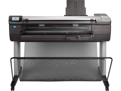 HP DesignJet T830多機能プリンターシリーズ