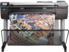 HP DesignJet T830 36-in Multifunction Printer - Center