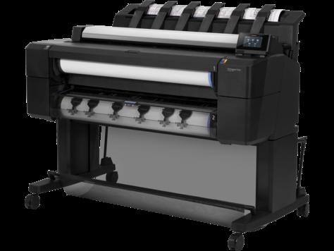 Multifunkční tiskárna řady HP DesignJet T2530