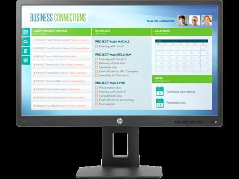 HP VH24 23.8-inch Monitor