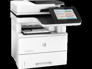 HP LaserJet Enterprise MFP M527dn - Img_Right_320_240