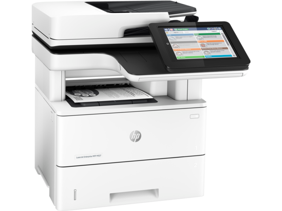 HP LaserJet Enterprise MFP M527dn - Right