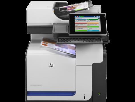 HP Color LaserJet Managed MFP M575dnm