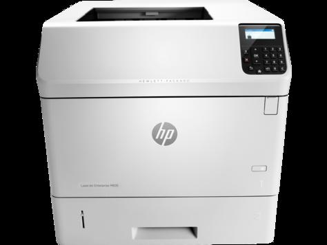 HP LaserJet Enterprise M605 series