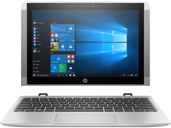 HP x2 210 G2 Detachable PC - Customizable - Center