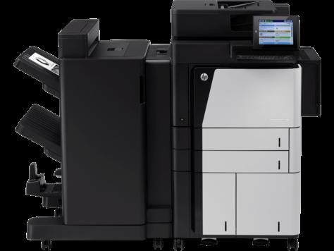 HP LaserJet Managed Flow MFP M830zm