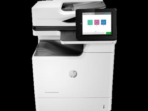HP Color LaserJet Managed MFP E67550dh