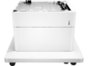 HP Color LaserJet 550-sheet Paper Tray with Stand - Center