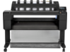 HP DesignJet T930 36-in PostScript Printer - Center