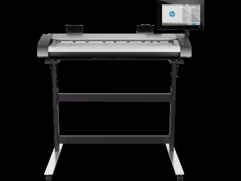 HP HD Pro 掃描器