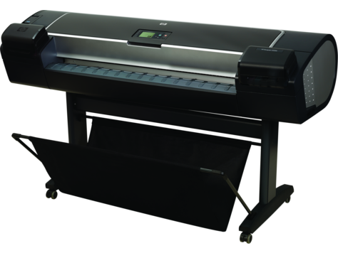 HP DesignJet Z5200 Fotoprinter
