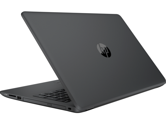 HP 250 G6 Notebook PC (ENERGY STAR) - Left rear
