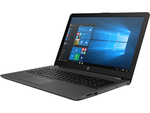 HP 250 G6 Notebook PC (ENERGY STAR) - Left