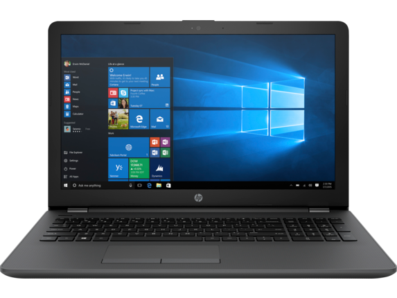 HP 255 G6 Notebook PC (ENERGY STAR) - Center