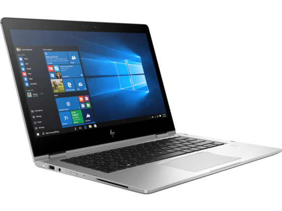 HP EliteBook x360 1030 G2 with HP Sure View - Right
