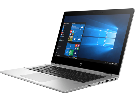 HP EliteBook x360 1030 G2 with HP Sure View - Left