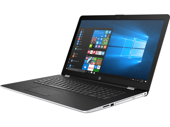 HP Laptop - 17-ak051nr - Left