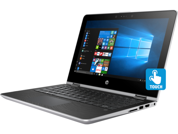 HP Pavilion x360 - 11-ad051nr - Left