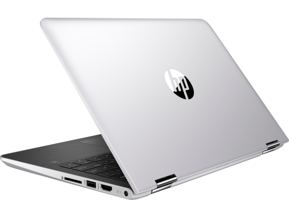 HP Pavilion x360 - 11-ad051nr - Left rear