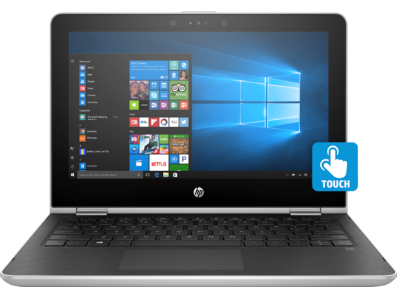 HP Pavilion x360 - 11-ad051nr - Center
