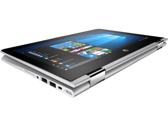 HP Pavilion x360 - 11-ad051nr - Top view closed