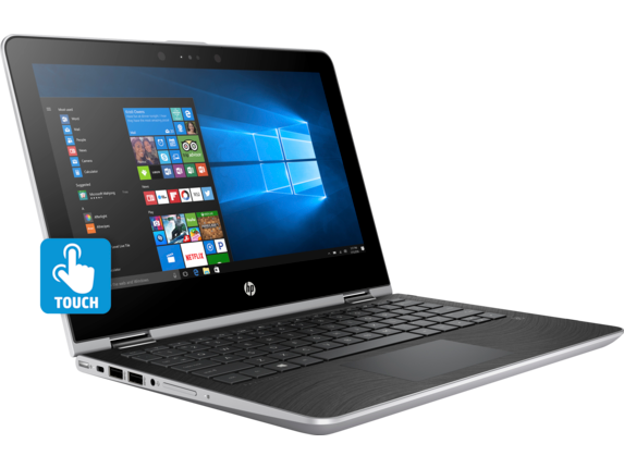 HP Pavilion x360 - 11-ad051nr - Right