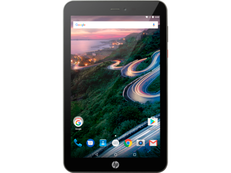 HP Pro 8 Tablet mit Sprachanruffunktion
