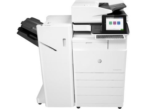 Серия HP Color LaserJet Managed MFP E77822-E77830