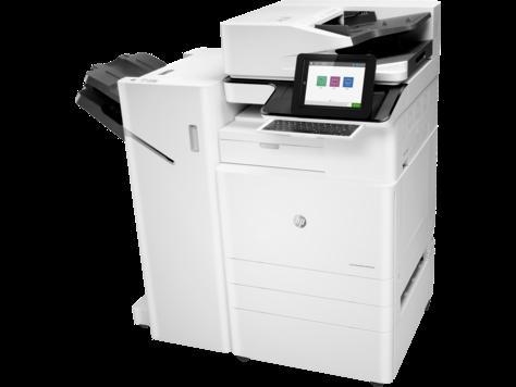 HP LaserJet Managed MFP E82540-E82560 series