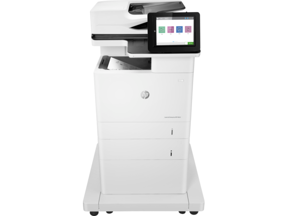 HP LaserJet Enterprise MFP M632fht - Center
